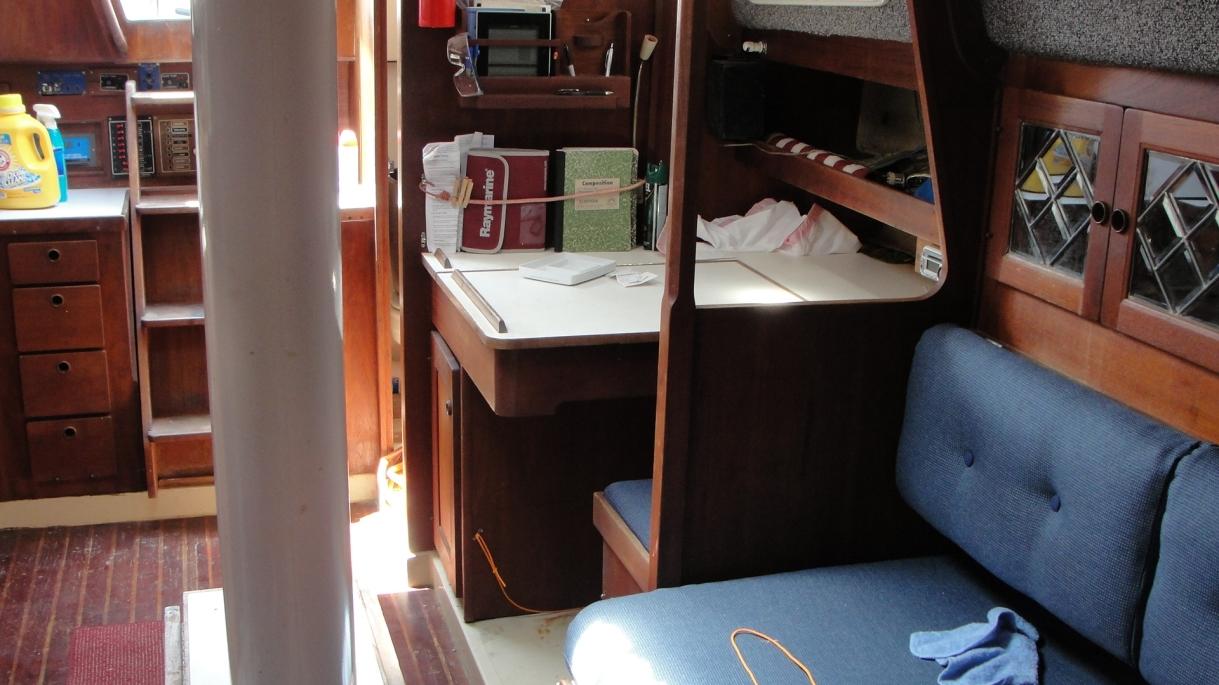 Cal 36' CAL 35 MARK II sailboat in CORPUS CHRISTI AREA, Texas-USA