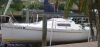 Beneteau First 235 sailboat in Cape Coral, Florida-USA