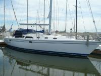 Catalina 42 MKII sailboat in Alameda, California, U.S.A