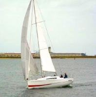 Jeanneau 3200 Sun Fast sailboat in San Diego, California-USA