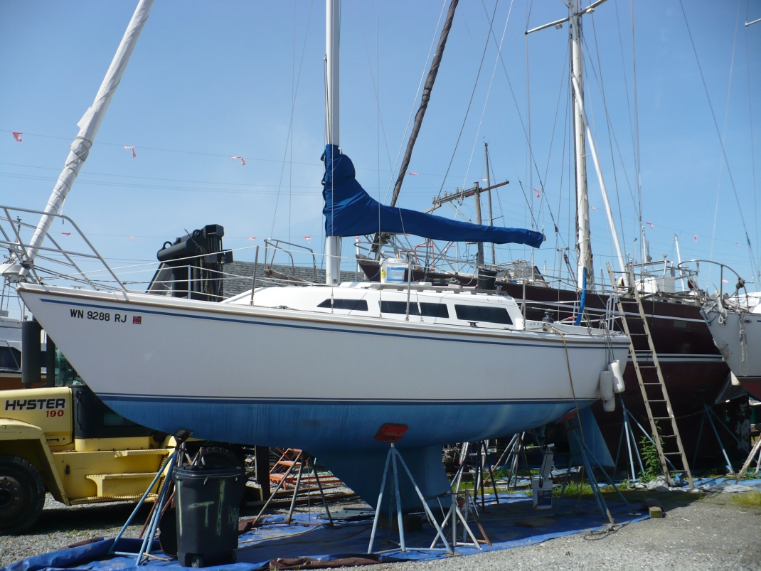 how to start a perkins diesel sailboat