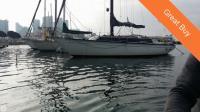 1973 Islander Sailboats         36