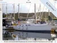 2004 Sweden Yachts         45