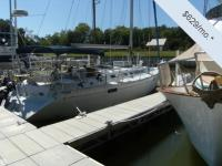Beneteau 432 Moorings sailboat in Demopolis, Alabama, U.S.A