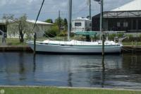 Morgan 415 Out Island Ketch sailboat in Port Charlotte, Florida, U.S.A