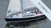 2001 C & C Yachts         40