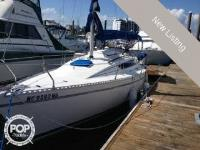 Beneteau 26 First sailboat in Carolina Beach, North Carolina, U.S.A
