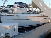 Beneteau Oceanis 46 sailboat in San Diego, California, U.S.A