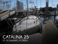 1978 Catalina         25