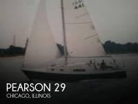 1973 Pearson         29