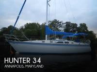 1985 Hunter         34