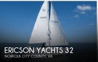 Ericson Yachts Ericson 32 sailboat in Norfolk, Virginia, U.S.A