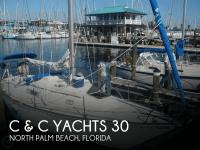 1977 C & C Yachts         30