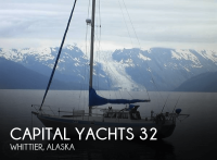 1989 Capital Yachts         32
