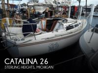 1985 Catalina         26