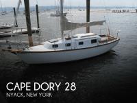 1975 Cape Dory         28