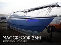 2011 MacGregor         26