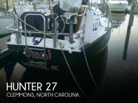 1981 Hunter         27