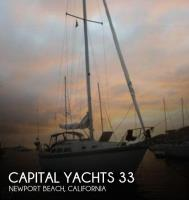 1985 Capital Yachts         33