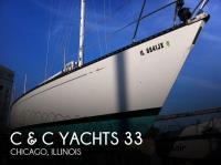 1985 C & C Yachts         33
