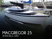 2003 MacGregor         25