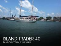 Island Trader 41 Ketch Center Console sailboat in Pass Christian, Mississippi, U.S.A