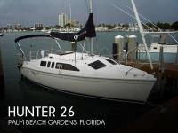 2004 Hunter         26