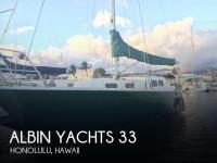 1970 Albin Yachts         33