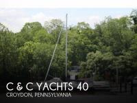 1979 C & C Yachts         40