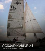 1998 Corsair Marine         24