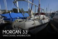 Morgan 33 Out Island sailboat in Vancouver, Washington-USA