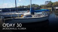O'Day 30 sailboat in Jacksonville, Florida, U.S.A