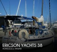 Ericson Yachts 38 sailboat in Honolulu, Hawaii, U.S.A