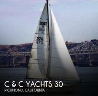 1976 C & C Yachts         30