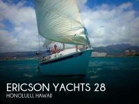 Ericson Yachts 29 sailboat in Honolulu, Hawaii, U.S.A