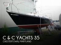 1972 C & C Yachts         35