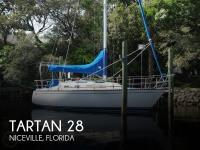 Tartan 28 sailboat in Niceville, Florida-USA