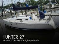 2005 Hunter         27