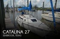 1989 Catalina         27
