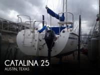 2000 Catalina         25