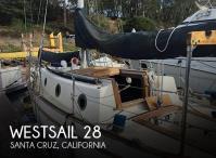 1976 Westsail         28