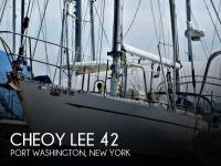 1987 Cheoy Lee         42