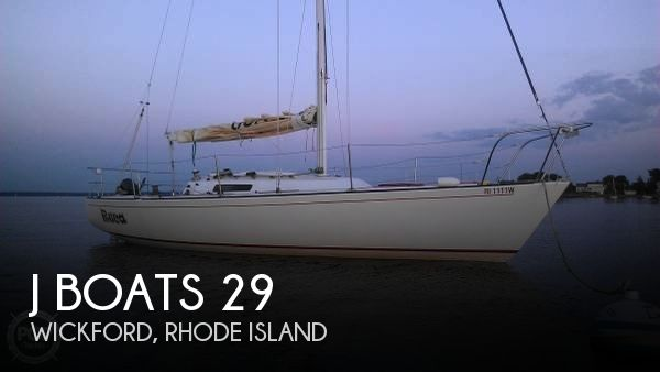 1983 J Boats J29 Justsailboats Com