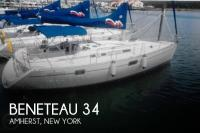 Beneteau 351 sailboat in Amherst, New York, U.S.A