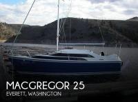 2005 MacGregor         25
