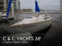 1981 C & C Yachts         38