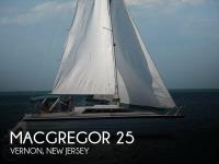 2001 MacGregor         25