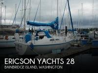 1983 Ericson Yachts         28
