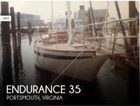 1989 Endurance         35