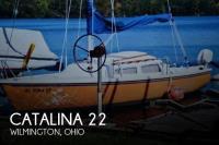 1977 Catalina         22